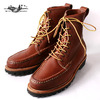 Russell Moccasin 6inch HIKER Brown画像