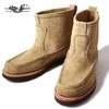 Russell Moccasin KNOCK A BOUT Laramie Suede画像