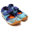 NIKE WMNS AIR RIFT PRM QS(ナイキ ウィメンズ エア リフト プレミアム QS)DARK PURPLE DUST/CLAY ORANGE-SUMMIT WHITE 848502-500画像