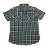 TOPAZ Cotton/Linen Short Sleeve Pullover Work Shirts「JACKSONVILLE」 TS-2323画像