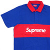Supreme S/S Rugby ROYAL画像