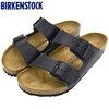 BIRKENSTOCK ARIZONA SMOOTH LEATHER Black GC051191画像
