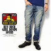BEN DAVIS HEY RICH GIRL DENIM 10YRS BDW-572D画像