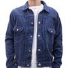 Ron Herman × Wrangler Corduroy Concho Denim Jacket NAVY画像