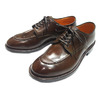 WHEELROBE #15078C CORDOVAN HEAVY STITCHING MOC TOE/brown画像