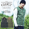 CLUCT INSULATED QUILT VEST 02269画像