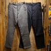 FOB FACTORY RELAX NARROW EASY PANTS F0438画像