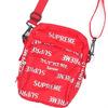 Supreme 3M Reflective Repeat Shoulder Bag RED画像