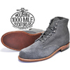 Wolverine 1000 MILE BOOT W40193 Grey Suede MADE IN USA画像
