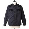 DENIM BY VANQUISH & FRAGMENT western padding shirt VFS1041画像