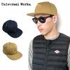 UNIVERSAL WORKS Baseball Hat画像