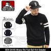 BEN DAVIS Mirano Rib Foot Ball Knit Sweater TN-6780426画像