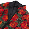 Supreme Roses Sherpa Fleece Reversible Jacket RED画像