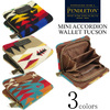 PENDLETON MINI ACCORDION WALLET画像