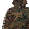 Supreme Hooded Sleeve Stripe Top WOODLAND CAMO画像