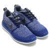 NIKE WMNS ROSHE TWO FLYKNIT 365 DEEP ROYAL BLUE/OCEAN FOG-WOLF GREY-WHITE-PURE PLATINUM 861706-400画像