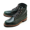 Wolverine 1000 MILE BOOT EVANS W40197 Dark Green MADE IN USA画像