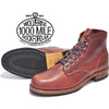 Wolverine 1000 MILE BOOT EVANS W40196 Dark Brown MADE IN USA画像