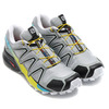 SALOMON SPEEDCROSS 4 LIGHT ONIX/BLACK/CORONA YELLOW L38313100画像
