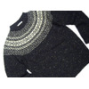 INVERALLAN #115065 NORDICK FAIRISLE YOKE DONEGAL SWEATER/sheelin画像