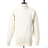 Kaptain Sunshine Low Gauge Rollneck Sweater KS6FKN02画像
