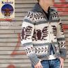 "Kanata Hand Made Cowichan Sweater ""EAGLE""画像"