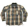 TOPAZ HeavyFlannel Viyella Check Worker's Shirts 「JACKSON」 TS-2262画像
