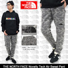 THE NORTH FACE Novelty Tech Air Sweat Pant× NB81680画像