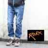 ROKX COTTONWOOD DENIM PANT RXMF6203画像