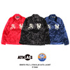 EBBETS FIELD x ATMOS LAB SATIN JACKET AL16F-SD01画像