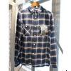 FIVE BROTHER ライトネルL/S ワークシャツ 151718画像