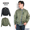 KIFFE MA-1 Flight Jacket KF16FNYL101MW画像