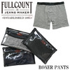 FULLCOUNT BOXER PANTS 6847画像