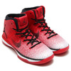 NIKE AIR JORDAN XXXI VARSITY RED/BLACK-WHITE 845037-600画像