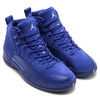 NIKE AIR JORDAN 12 RETRO DEEP ROYAL BLUE/WHITE-METALLIC SILVER 130690-400画像
