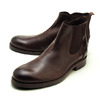 Wolverine W40205 MONTAGUE 1000 MILE CHELSEA BOOT DARK BROWN画像