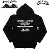Langlitz Leathers Full Zip Hooded Sweat Shirts TYPE-LL251画像