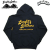 Langlitz Leathers Full Zip Hooded Sweat Shirts TYPE-A画像