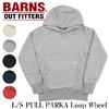 BARNS L/S PULL PARKA BR-4932N画像