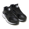 NIKE WMNS AIR HUARACHE RUN BLACK/BLACK-WHITE 634835-006画像