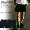 SILLY GOOD CYT & SEW SHORTS S1G1-MPT03画像