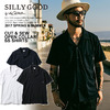 SILLY GOOD CYT & SEW OPEN COLLOR SS SHIRTS S1G1-MTCS05画像