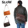 SLOW - bono series - #49S81F Hunting Shoulder Bag L画像