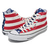 CONVERSE ALL STAR「100」STARS&BARS HI 1CK566画像