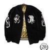 "TAILOR TOYO × GOLD × ARK STANDARD ""Triple Collaboration 1940s Style Souvenir Jacket"" TT13764SD画像"