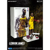 ENTERBAY 1/9 ENTERBAY 1/9 SCALE MOTION MASTERPIECE COLLECTIBLE FIGURE NBA COLLETION LEBRON JAMES MM-1205画像