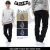 VOLCOM Frickin Slim Chino Pant A1131601画像