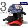 Pherrow's 17S-PMC2 M&W メッシュキャップ画像