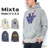 Mixta HOODIE PRINT Sweat Parka MXA007画像