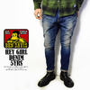 BEN DAVIS HEY GIRL DENIM 5YRS BDW-571DB画像